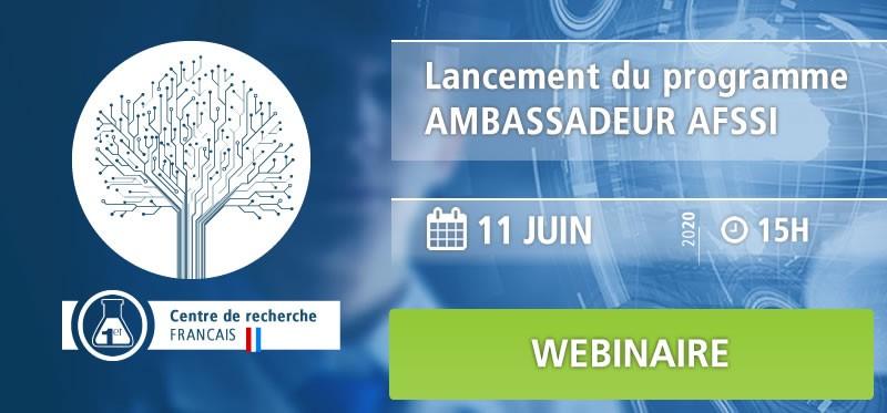 """Ambassador program & """"3-clic skill-cartography"""" webinar"""