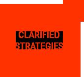 Clarified strategies